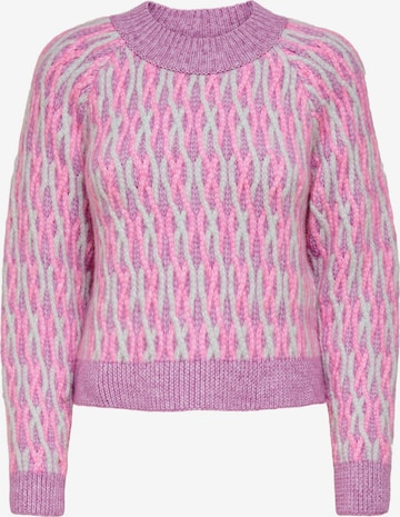 ONLY Sweater 'Mellie' in Purple