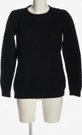 Witty Knitters Rundhalspullover in M in schwarz, Produktansicht