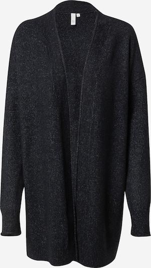 Giacchetta Q/S designed by di colore nero sfumato: Vista frontale