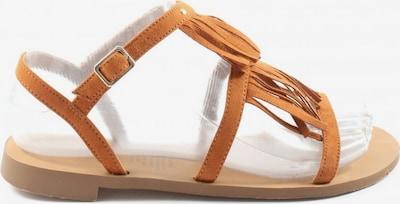 H&M Riemchen-Sandalen in 36 in hellorange, Produktansicht