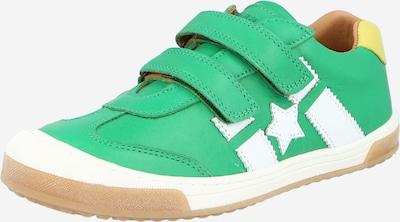 BISGAARD Zapatillas deportivas 'johan' en amarillo / verde / blanco, Vista del producto
