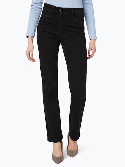 ZERRES Jeans in black denim, Produktansicht