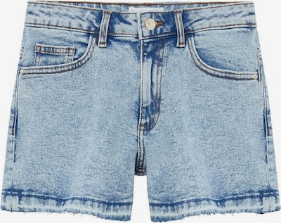 MANGO KIDS Jeans 'Emma' in de kleur Blauw denim, Productweergave