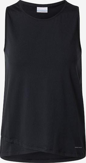COLUMBIA Top 'Windgates II' in schwarz / weiß, Produktansicht