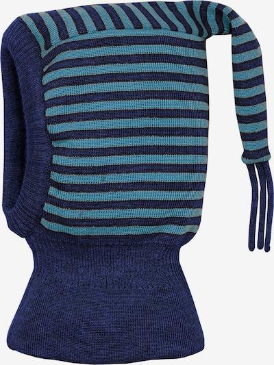 MAXIMO Czapka 'ANDI' w kolorze opal / ciemny niebieskim, Podgląd produktu