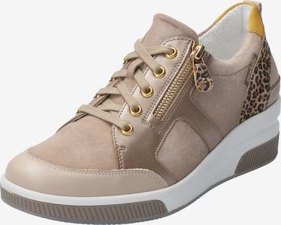 MOBILSergonomic Sneaker Trudie in beige, Produktansicht