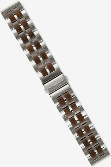 LAiMER Wechselband in karamell / silber, Produktansicht