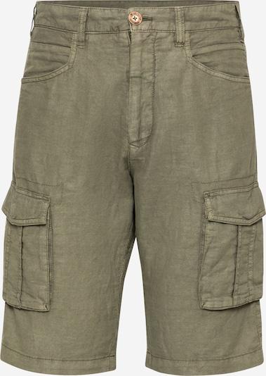 Pantaloni cu buzunare !Solid pe verde, Vizualizare produs
