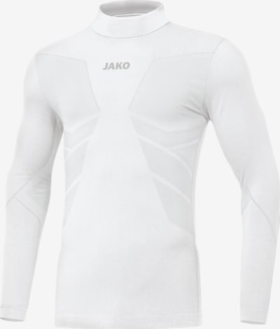 JAKO Base Layer in grau / weiß, Produktansicht