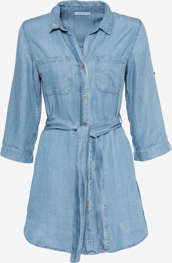 Hailys Bluse 'Tenny' in blue denim, Produktansicht