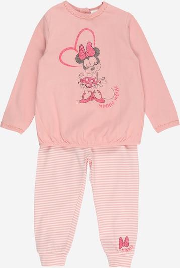 Pijamale 'MINNIE' OVS pe navy / roz / roz, Vizualizare produs