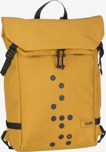 ZWEI Fahrradtasche ' Olli Cycle ' in gelb, Produktansicht