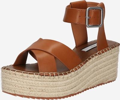 Sandale cu baretă 'WITNEY ELLA' Pepe Jeans pe maro coniac, Vizualizare produs
