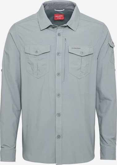 CRAGHOPPERS Functional shirt in light grey, Item view