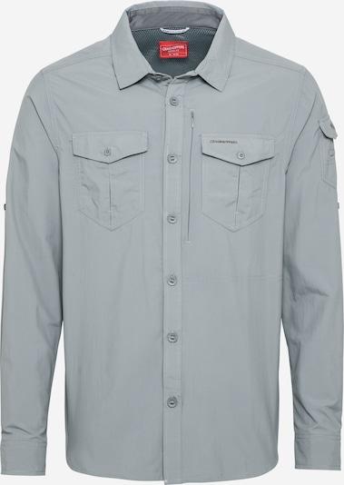 CRAGHOPPERS Koszula funkcyjna w kolorze jasnoszarym, Podgląd produktu