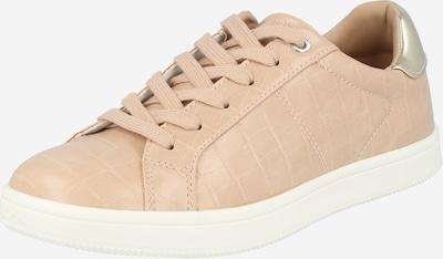 ONLY Sneaker 'SHILO' in gold / rosa, Produktansicht