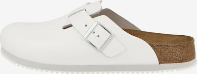 BIRKENSTOCK Clogs ' Boston ' in weiß, Produktansicht