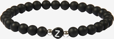 GOOD.designs Perlenarmband in schwarz, Produktansicht
