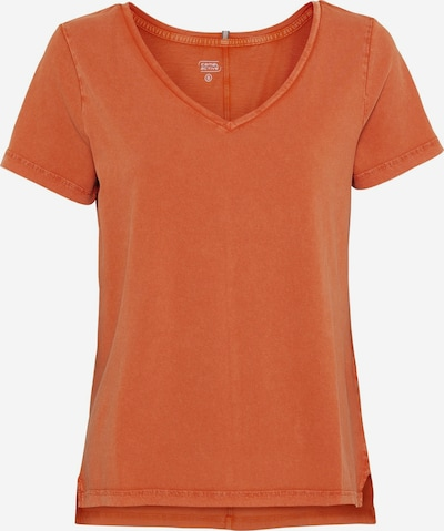 CAMEL ACTIVE T-Shirt in orange, Produktansicht