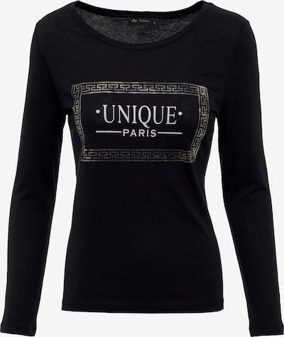 Decay Langarmshirt in schwarz, Produktansicht