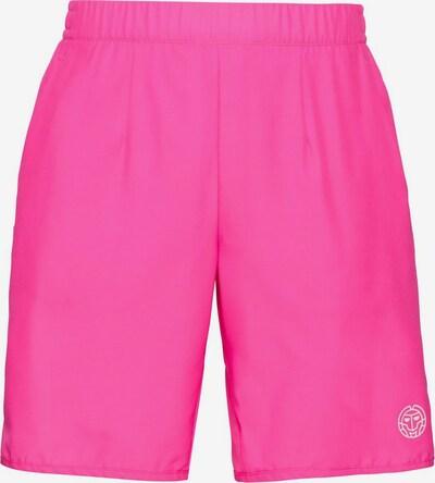 BIDI BADU Shorts Henry 2.0 mit elastischem Bund in pink, Produktansicht