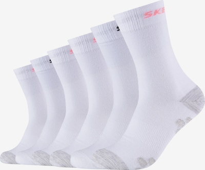 SKECHERS Socken 'Washington' in weiß, Produktansicht