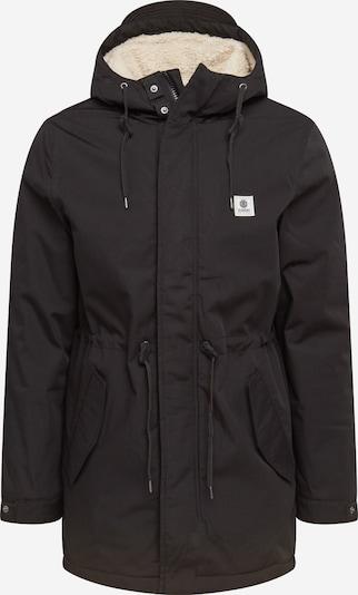 ELEMENT Outdoorjas 'Field' in de kleur Zwart, Productweergave