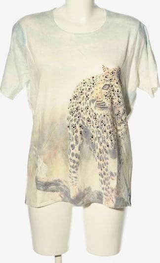 Ovanti Strickshirt in XXL in braun / schwarz / weiß, Produktansicht