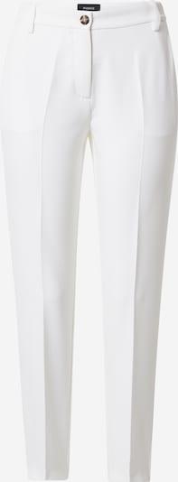 PINKO Pantalon à plis 'BELLO' en blanc, Vue avec produit