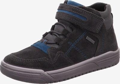 SUPERFIT Sneaker 'EARTH' in blau / anthrazit, Produktansicht