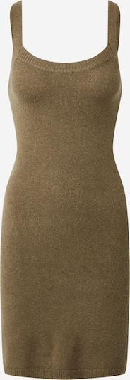 Noisy may Úpletové šaty - olivová, Produkt