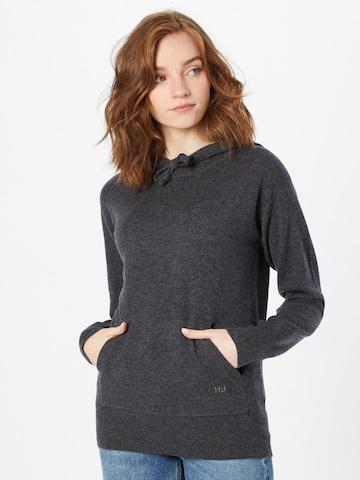 BOSS Pullover 'Femery' in Grau