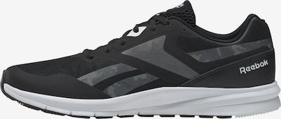 Reebok Sport Laufschuh 'Runner 4.0' in grau / schwarz / weiß, Produktansicht