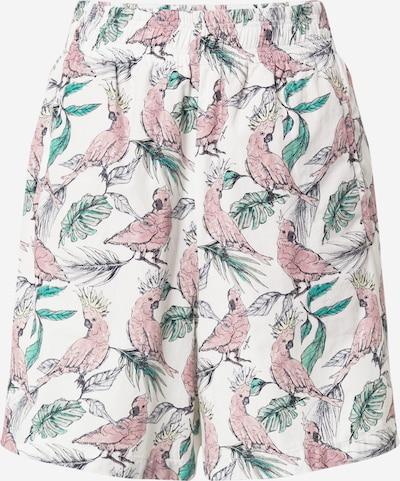 DRYKORN Shorts 'SWEETIE' in mischfarben / weiß, Produktansicht
