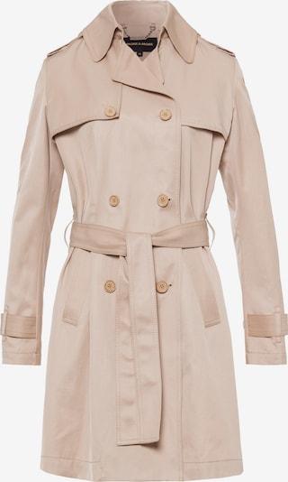 MORE & MORE Mantel in beige, Produktansicht