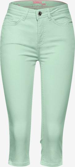 STREET ONE Jeans in hellgrün, Produktansicht