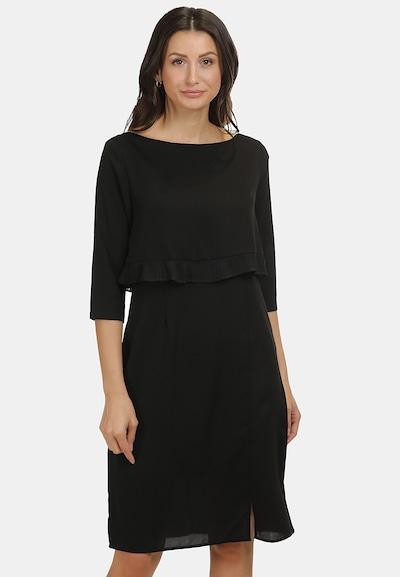 usha WHITE LABEL Kleid in schwarz, Modelansicht