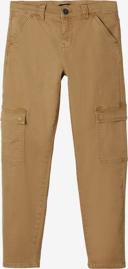 NAME IT Cargohose in bronze, Produktansicht