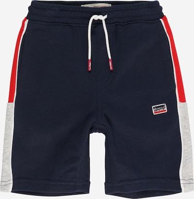 LEVI'S Pantalón en navy / rojo / blanco, Vista del producto