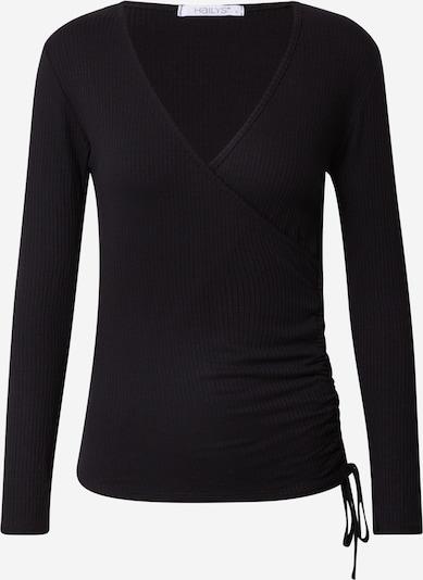 Hailys Camiseta 'Elvira' en negro, Vista del producto