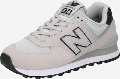 Sneaker bassa new balance di colore talpa / grigio chiaro / nero, Visualizzazione prodotti
