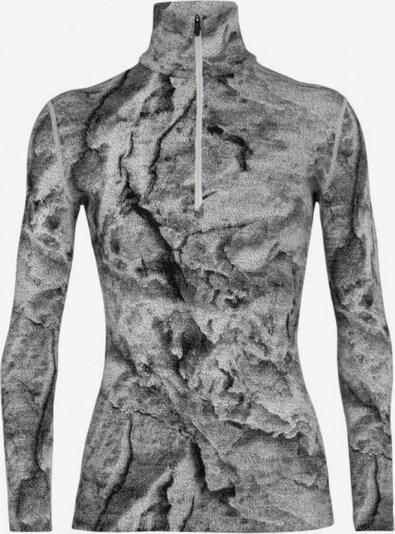 Icebreaker Sweatshirt ' Wmns 250 Vertex LS Half Zip ' in grau, Produktansicht