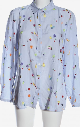 Milano Italy Langarmhemd in L in blau / lila / weiß, Produktansicht