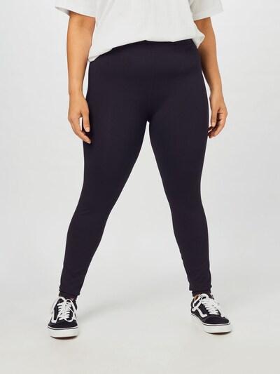 Cotton On Curve Leggings en noir, Vue avec modèle