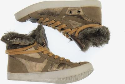 UNBEKANNT Sneakers & Trainers in 36 in Caramel / Dark brown / Taupe, Item view