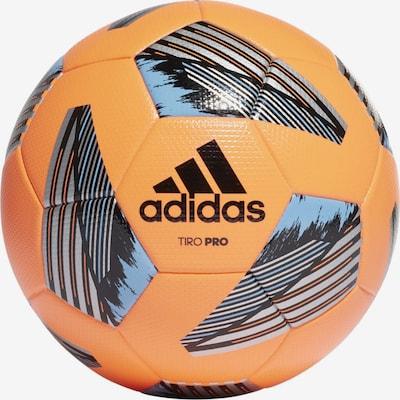 ADIDAS PERFORMANCE Ball in blau / orange, Produktansicht