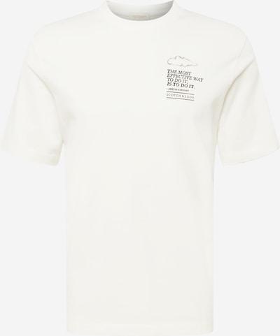 SCOTCH & SODA T-Shirt 'Amelia Earhart' in schwarz / weiß, Produktansicht