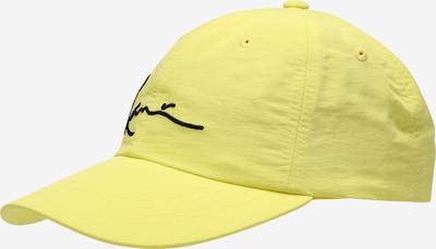 Karl Kani Шапка с козирка в жълто / черно, Преглед на продукта
