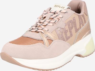 Sneaker low 'OVERLAND' REPLAY pe rosé / roz pudră / roz pal, Vizualizare produs
