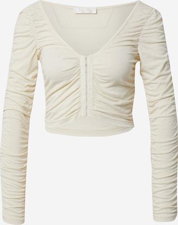LeGer by Lena Gercke - Camiseta 'Tabea' en beige